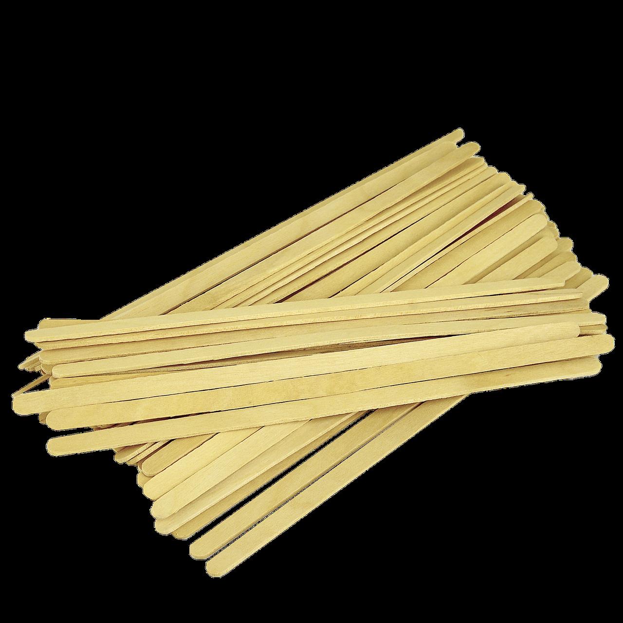 Мешалка деревянная 140мм (упаковка 800шт)