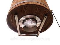 Бондарські вироби для лазні (відро-водоспад) IBAAT 3 (60 літрів)