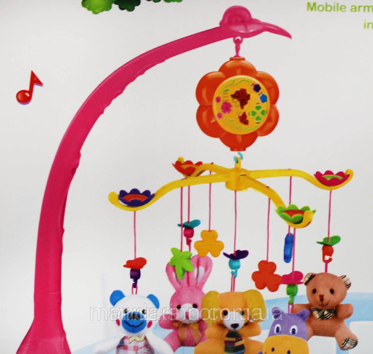 детская карусель игрушки музыкальные