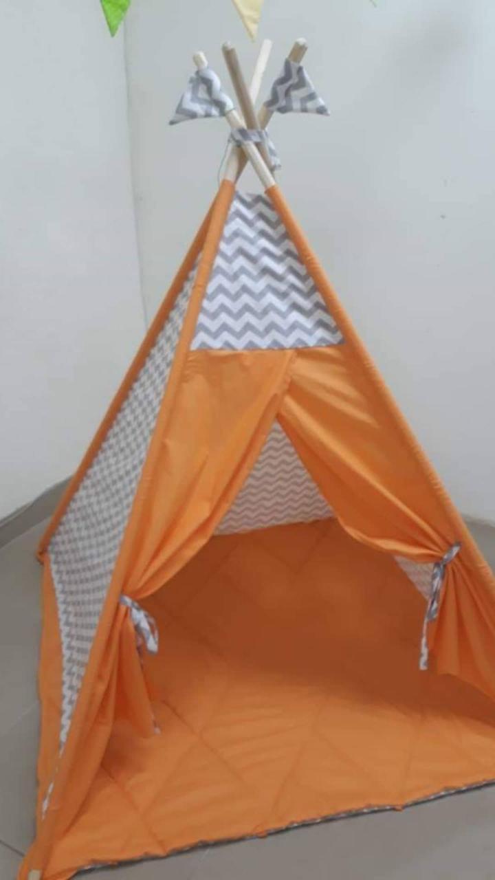 """Вигвам - палатка """"Зигзаг"""""""