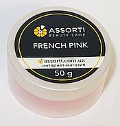 Камуфлирующий гель French Pink, 50 г, фото 2