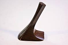 Каблук женский пластиковый 9011 р.1-3  h-8,1-8,7 см.