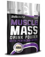 Гейнер BioTech Muscle Mass (4 кг)