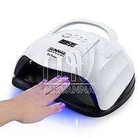 УФ лампа SUNNAIL SUN XPlus UV+LED на 80 Вт для сушки гель-лака, геля