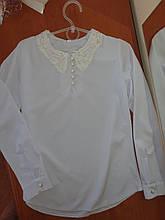 Блузка нарядная для девочки