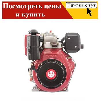 Запчастини до двигуна 186F(дизель 9л. с.)