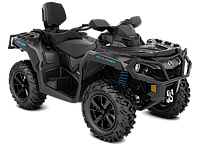 Outlander MAX XT 650 Iron Gray & Octane Blue