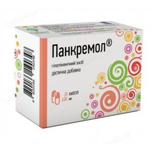 """БАД для поджелудочной железы """" Панкремол"""" (30капс.,Украина)"""