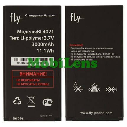 FLY DS124, BL4021 Аккумулятор, фото 2