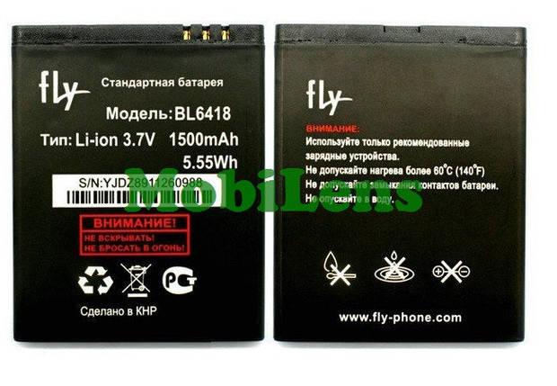 FLY FS403 Cumulus 1, BL6418 Аккумулятор, фото 2