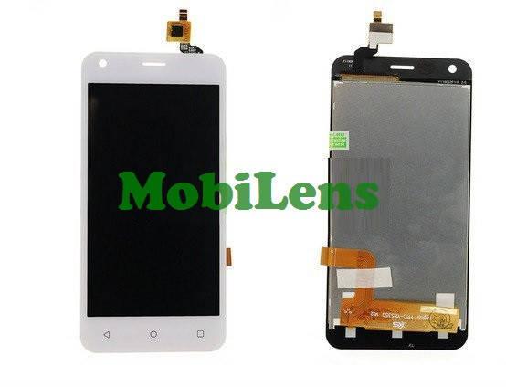 FLY FS454, Nimbus 8 Дисплей+тачскрин(модуль) белый, фото 2