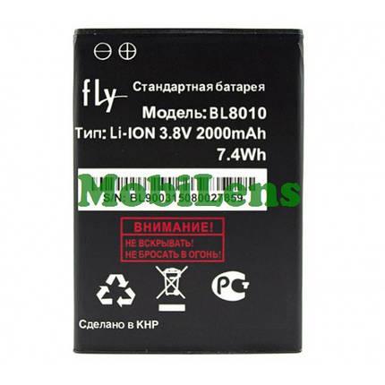 FLY FS501, Nimbus 3, BL8010 Аккумулятор , фото 2