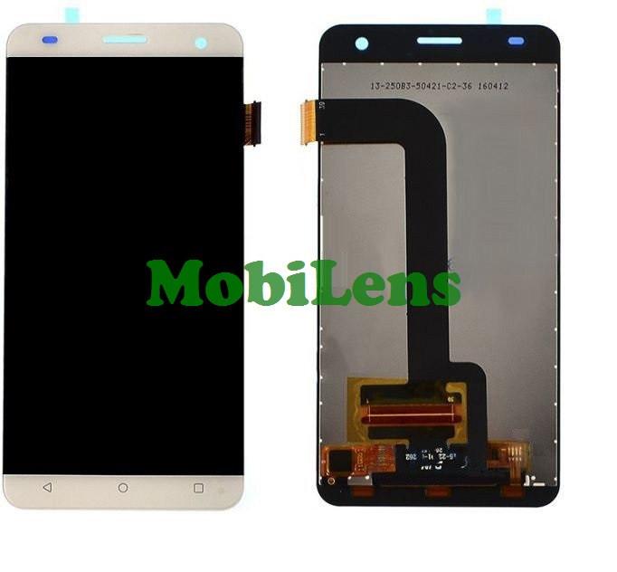 FLY FS504, Cirrus 2, Nоmi i504 Dream Дисплей+тачскрин(модуль) белый