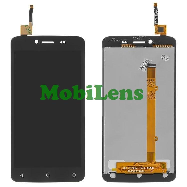 FLY FS505 Nimbus 7 Дисплей+тачскрин(модуль) черный