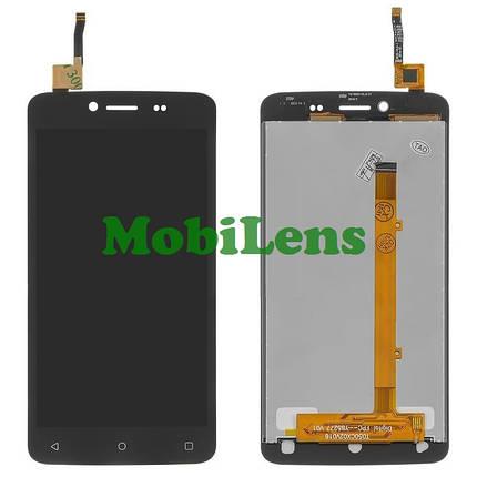 FLY FS505 Nimbus 7 Дисплей+тачскрин(модуль) черный, фото 2