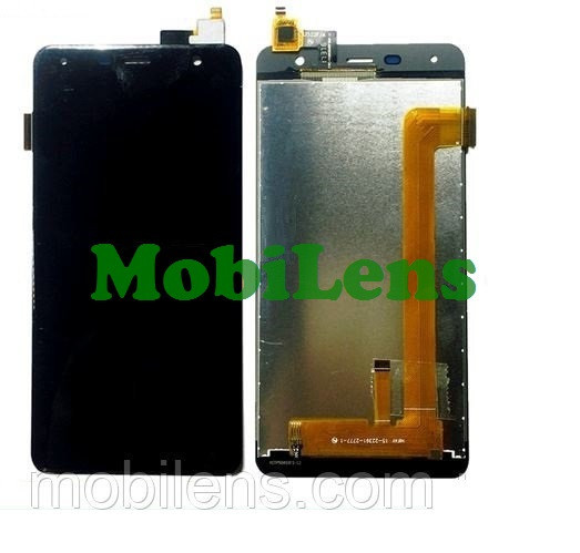 FLY FS517 Дисплей+тачскрин(модуль) черный