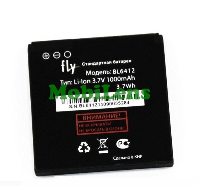 FLY IQ434 Era Nano 5, E158, BL6412 Аккумулятор