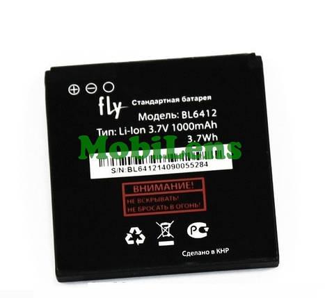 FLY IQ434 Era Nano 5, E158, BL6412 Аккумулятор , фото 2