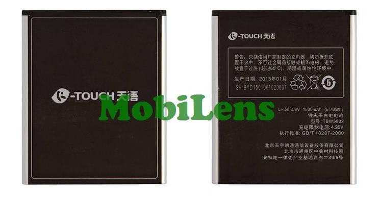 FLY IQ442Q, Miracle 2 , BL5203 Аккумулятор, фото 2