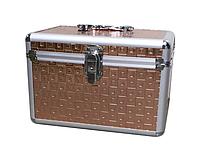 """Кейс чемодан для косметики """"Кубик"""""""