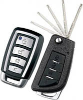 Автосигнализация Tiger Simple PLUS c выкидным ключом, фото 1