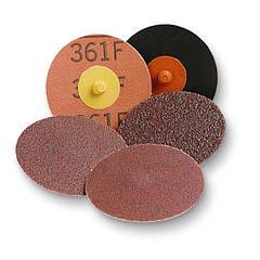 Шлифовальные круги 3M™ Roloc™ оксид алюминия