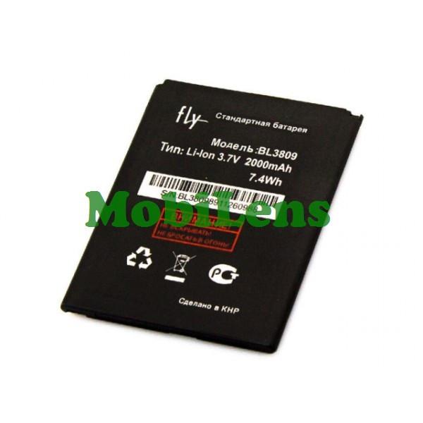 FLY IQ458 Quad EVO Tech 2, iQ459 Quad EVO Chic 2, BL3809 Аккумулятор