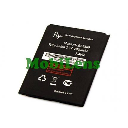 FLY IQ458 Quad EVO Tech 2, iQ459 Quad EVO Chic 2, BL3809 Аккумулятор, фото 2
