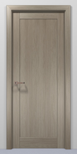 Двери Папа Карло Optima 03 клен серый 2000х710х40мм