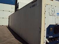 Рефрижераторный контейнер 40 футов 2004 г.в.