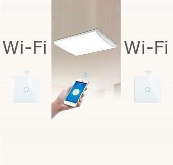 Проходной выключатель Wi-Fi