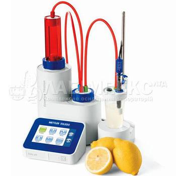 Титратор автоматический EasyPlus™ Easy pH