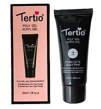 Гель гибрид (поли гель ) TERTIO