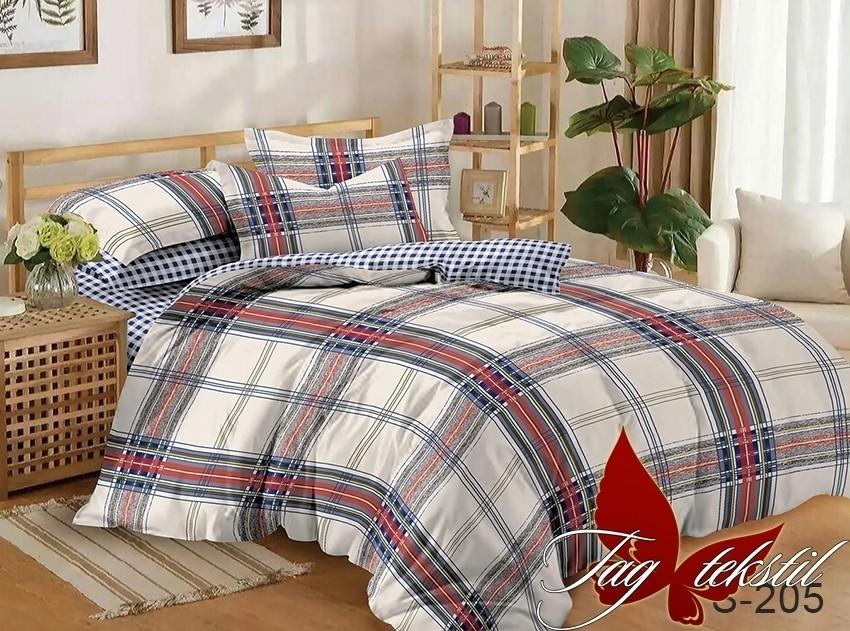 Комплект постельного белья с компаньоном S205