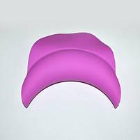 Підголовник на мийку перукарню PM-09 (малиновий колір), фото 2