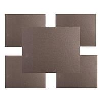✅ Набор наждачной бумаги влагостойкой 15 шт (80.180.320) INTERTOOL HT-0031