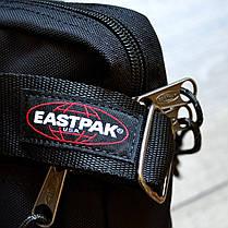 """Сумка Eastpak THE ONE Messenger EK 045 008 """"Чорна"""", фото 3"""