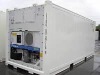 Рефрижераторный контейнер 40 футов 2006 г.в.