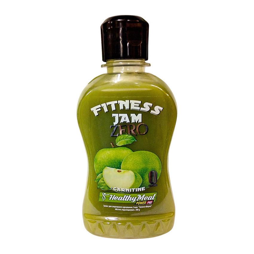 Фитнес джем Power Pro Fitness Jam Zero (200 г) павер про зелене яблуко