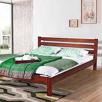 Кровать Инсайд 1,6м ольха каштан и  орех
