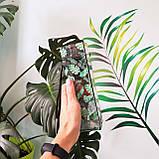 Пляшка для води подорожей Пальмове листя, фото 2