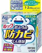 Засіб для видалення грибка LION у ванній кімнаті з ароматом м'яти (димова шашка) 5 г (234982)