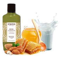 Крем-шампунь Acme O'Berig Миндально-молочный с медом для всех типов волос 500 мл