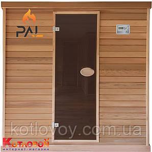 Инфракрасная сауна кабинка ПАЛ PAL 033, канадский кедр