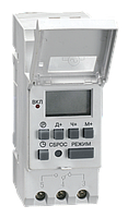 Таймер ТЭ15 цифровой 16А 230В на DIN-рейку ИЭК