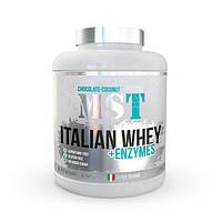 Протеин MST Italian Whey+Enzymes (2.3 кг) мст италиан вей энзимес