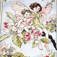 52012 Лесные эльфы. Ткань детская. Декоративная ткань для изделий хендмэйд.