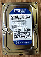 Жесткий диск WD WD3200AAJS-56MA0 320Gb