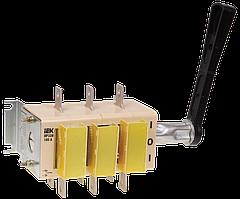 Выключатель-разъединитель ВР32И-35В31250 250А съем.рук. IEK