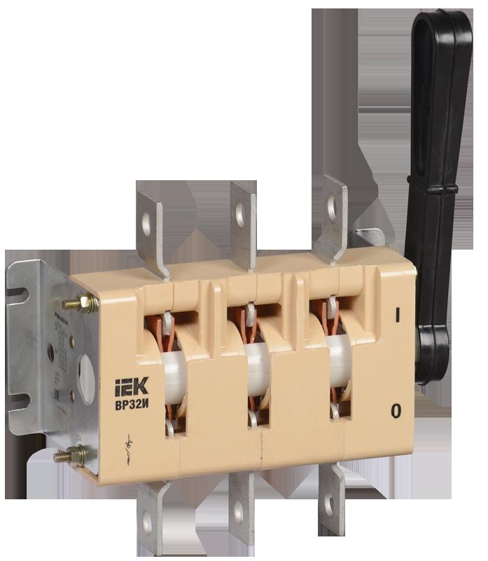 Выключатель-разъединитель ВР32И-39A30220 630А без ДГК IEK